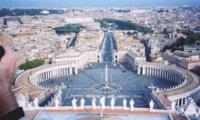Thumbnail image for Leaves No Holes In What You See At  The Holy See