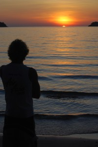 Another sunset on Koh Chang Thailand