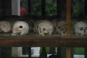 Killing Fields of Choeng Ek Phnom Penh Cambodia
