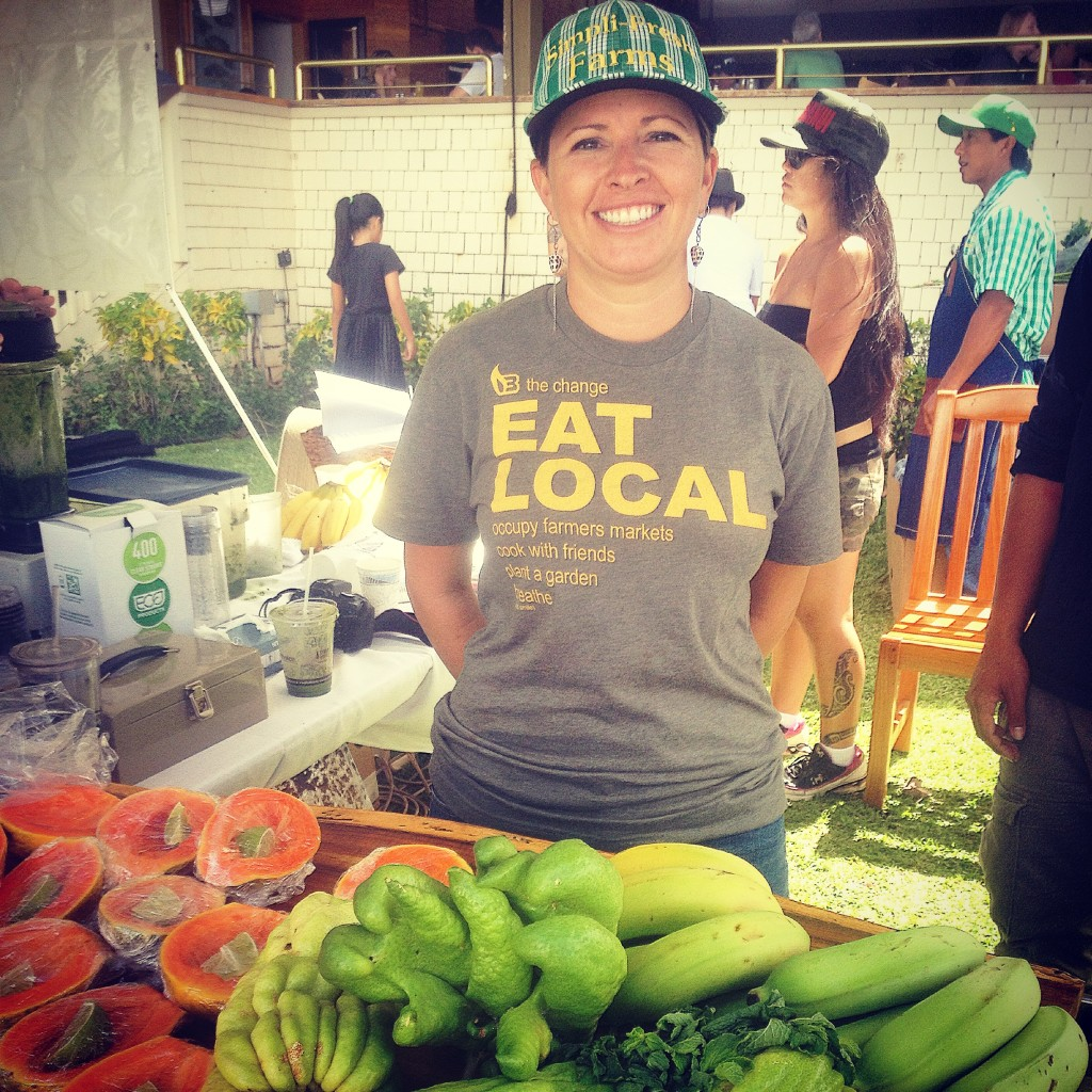 Eat Local at Simpli Fresh Farms and Kaanapali Fresh