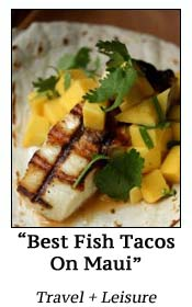 Best Fish Tacos on Maui