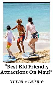 Best Kid Friendly Attractions On Maui