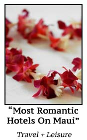 Most Romantic Hotels On Maui