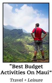 Best Budget Activities On Maui