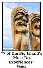 7 of the big island's must do experiences