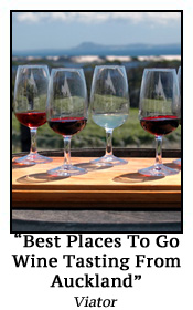 Best Places To Go Wine Tasting From Auckland
