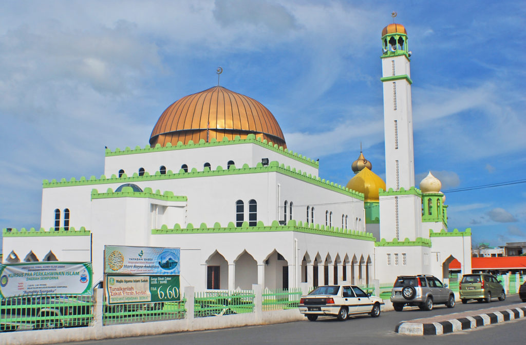 Kidnapped in Borneo_Mosque